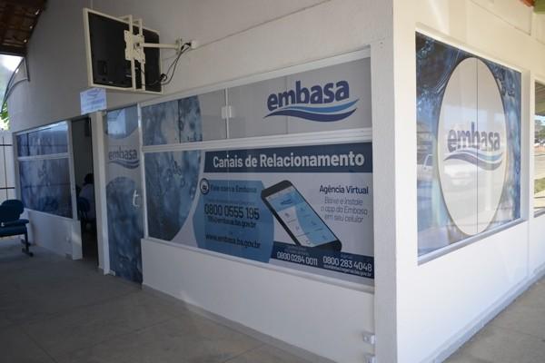 Embasa informa que abastecimento será normalizado em até 48 horas em  Vitória da Conquista - Blog da Resenha Geral